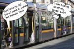 The DOs and DON'Ts of taking public transport