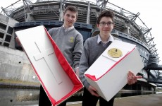 Gerbils to dogs: Donegal students hope for success with pet coffin business