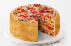 Pizza Cake is now a real thing and here's what it looks like