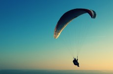Two paragliders airlifted to hospital after colliding mid-air in Wicklow