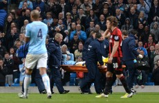 Pellegrini to discover extent of Silva injury later today