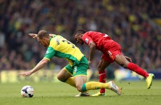 As it happened: Norwich v Liverpool, Premier League