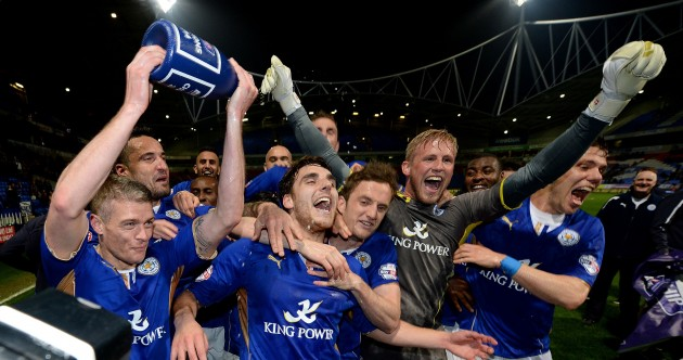 Win over Bolton sees Premier League-bound Foxes crowned champions