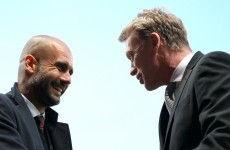 Pep Guardiola 'not surprised' by Moyes sacking