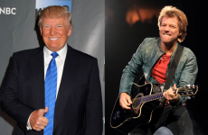 Donald Trump and Jon Bon Jovi will battle it out to buy an NFL franchise