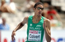 Athletics Ireland confirms positive test for Irish sprinter