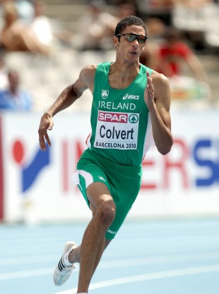 Steven Colvert who today admitted to a positive test for EPO.
