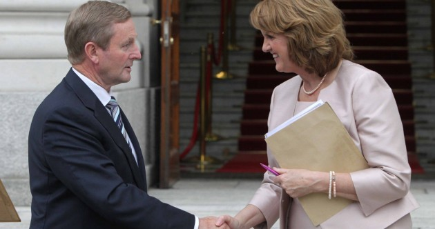 These are the six areas Enda and Joan want to prioritise from now until 2016